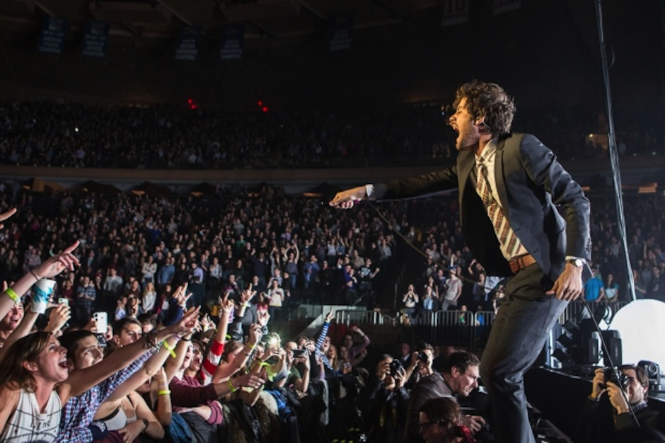 Passion Pit, bandsplaining, canceled shows, letter, reasons