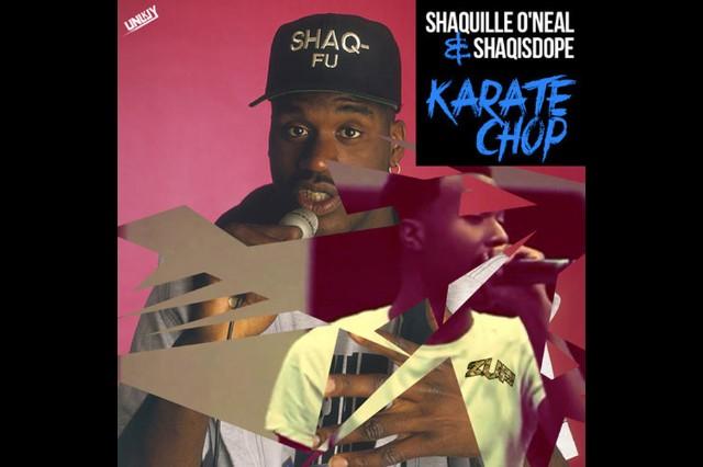 Shaquille O'Neal Shaq-Fu Rap Future Karate Chop ShaqIsDope