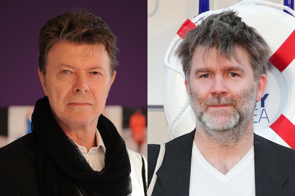 "David Bowie, James Murphy, ""Love Is Lost,"" Steve Reich, remix, stream"