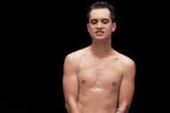 Panic! at the Disco's 'Girls/Girls/Boys' Video Spoofs D'Angelo's Nudity