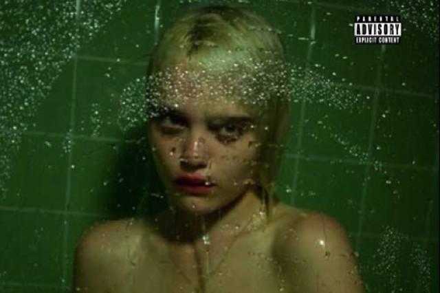 Sky Ferreira, NSFW, 'Night Time, My Time' album art