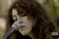 Watch Widowspeak Play 'Swamps' in a Garden at ACL Music Festival 2013