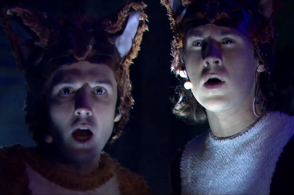 Ylvis   The Fox  Makes Ylvis What Does The Fox Say