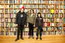 Screaming Females 'Ancient Civilization' Stream