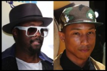 Will.i.am, Pharrell, legal fight, name, I am