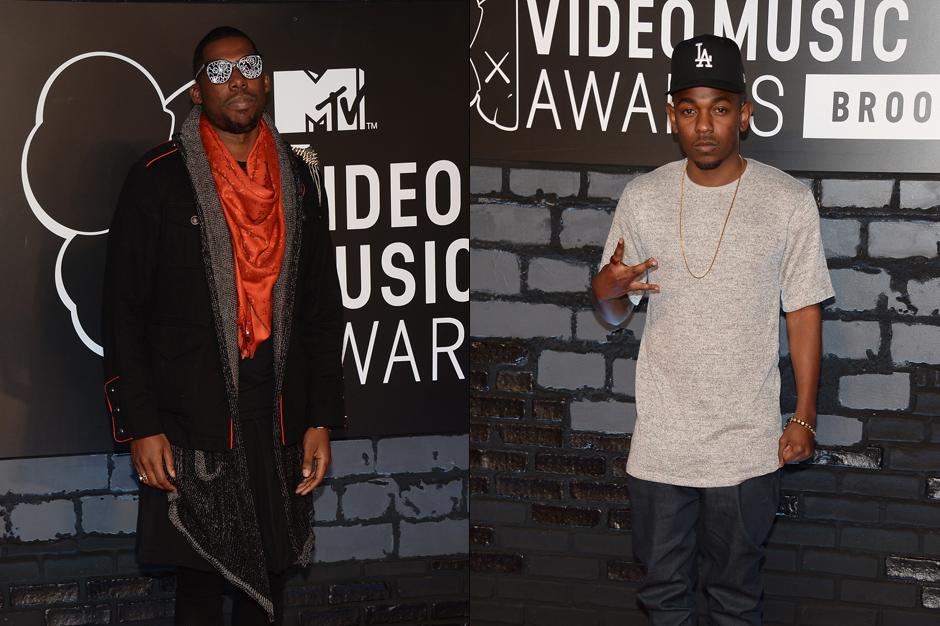 Kendrick Lamar Flying Lotus Yeezus Tour Kanye West