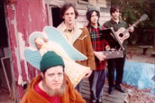 Neutral Milk Hotel (sorry, all would-be photographers at this thing were terminated with extreme prejudice)