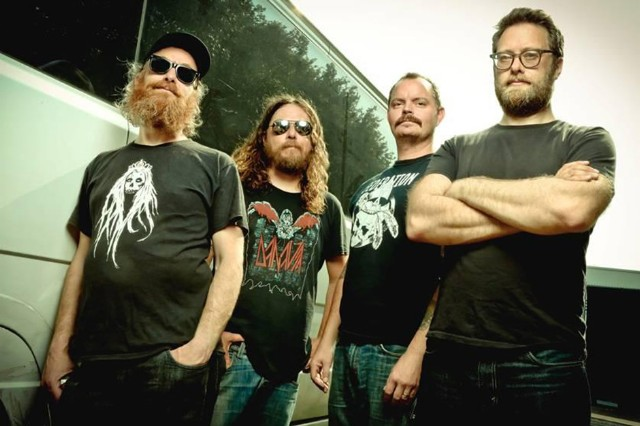 Red Fang 'Whales and Leeches' Album Stream Interview