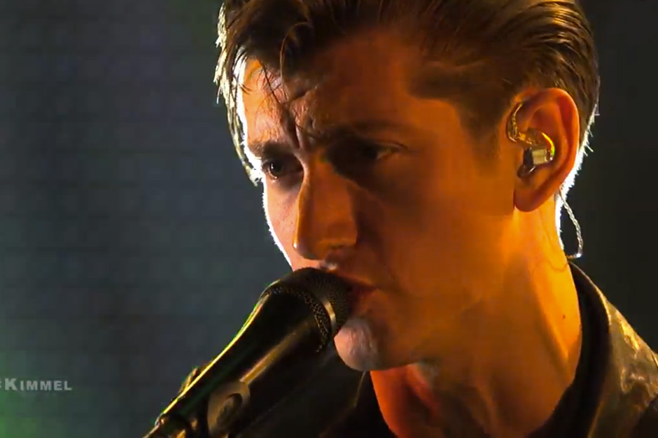 Arctic Monkeys Finally Hit Kimmel Kanye West Feud Be