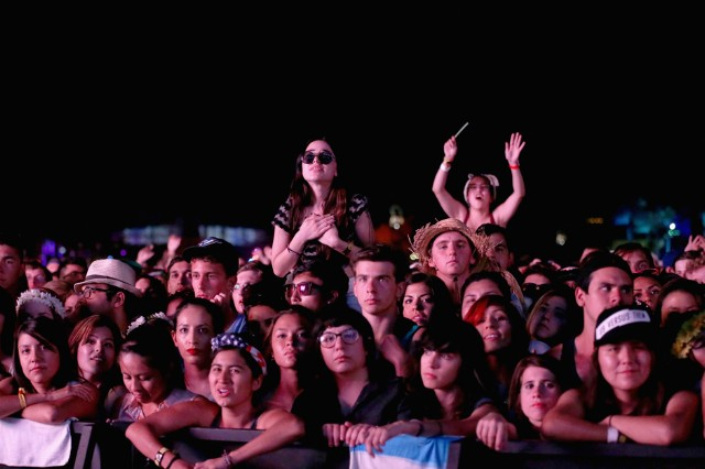 private music festivals, coachella, crowd