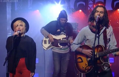 Watch the Head and the Heart 'Shake' Powerfully for 'Letterman'