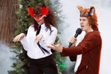 Ylvis Stargate What Does The Fox Say Interview EDM Parody