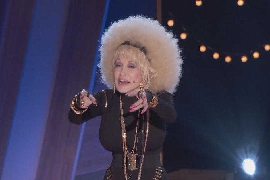 bad dolly parton you are not a rapper no spin