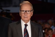 Ennio Morricone Packs a 200-Person Orchestra for Two Rare U.S. Shows
