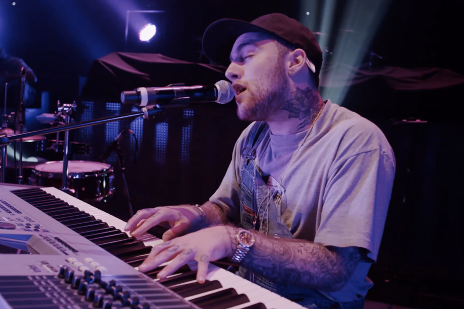 mac miller youforia live from the space migration