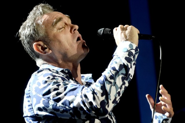 Morrissey, sexuality, homosexual, humasexual, 'Autobiography'