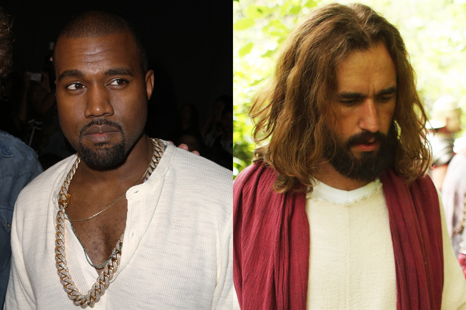 Kanye West Yeezus Jesus Christ Christian Illuminati Drake Interview