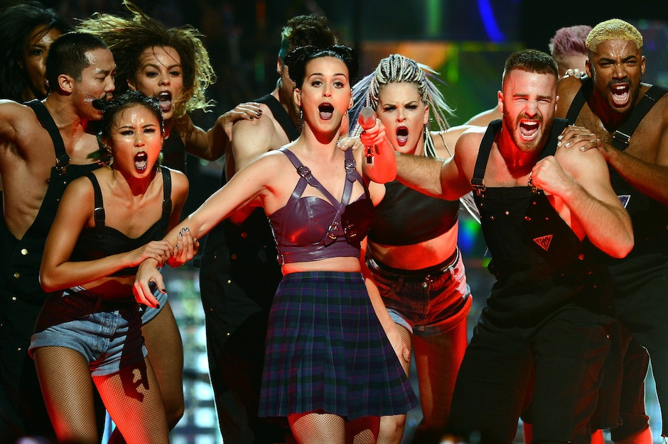 Katy Perry Grows Up and Bums Us Out on Her Shrewd, Tepid 'Prism'