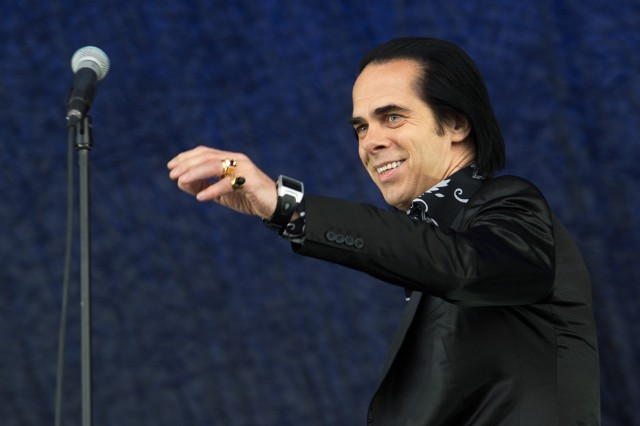 nick cave, bad seeds, live from kcrw, record store day, back to black friday