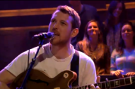 Why Robin Pecknold's Clean-Cut Pearl Jam 'Fallon' Cover Speaks Volumes