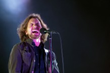 Pearl Jam Lightning Bolt Lorde Royals Billboard Chart