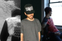 White Material's DJ Richard, Galcher Lustwerk, and Young Male
