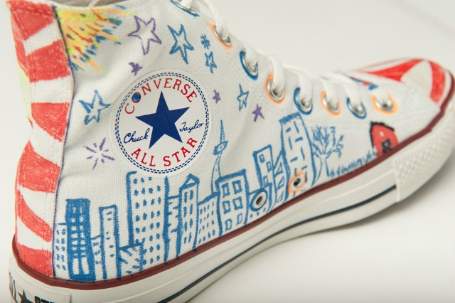 converse, bon iver, charity, national breast cancer foundation