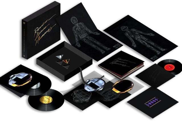 Daft Punk, 'Random Access Memories,' box set, deluxe, details