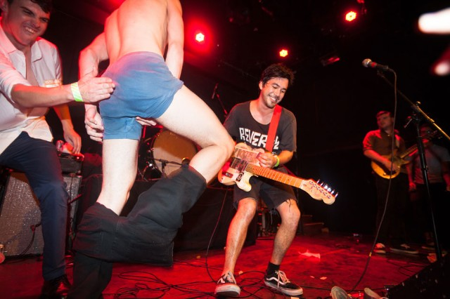 FIDLAR at Bowery Ballroom, New York, October 24, 2013 / Photo by Daniel Topete