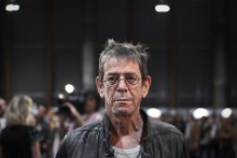 Lou Reed in 2010