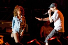 Eminem Rihanna 'The Monster' Stream MMLP2 Crazy