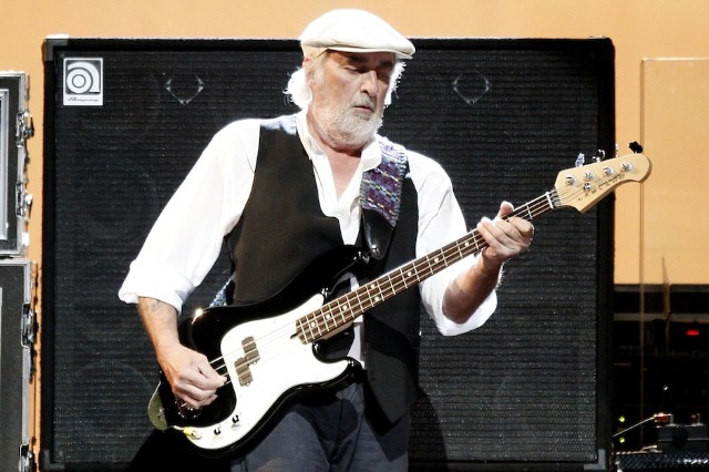 Fleetwood Mac, John McVie, cancer, tour dates, cancels