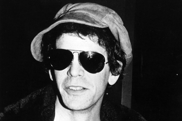 Lou Reed in 1976