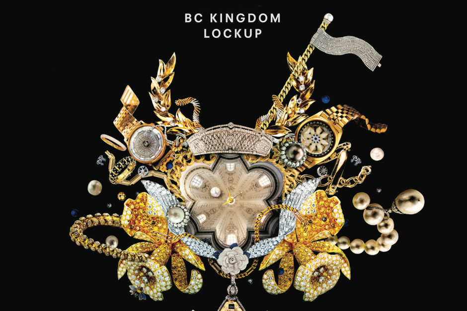 "BC Kingdom ""Lock Up"" Stream Solange Saint Heron Records"
