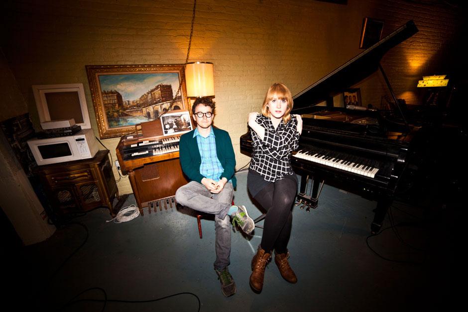 Wye Oak at Rare Book Room Studio in Brooklyn, New York, September 2013