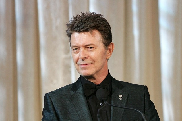 David Bowie Informer Like a Rocket Man Born in a UFO Stream