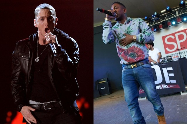 Eminem, Kendrick Lamar, 'Love Game,'