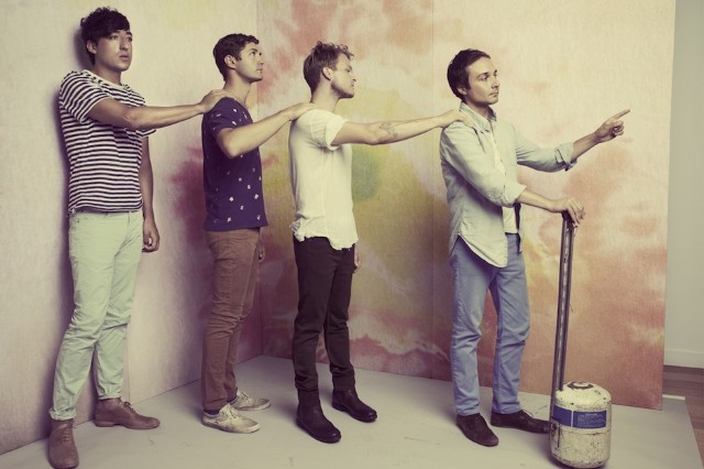 "Grizzly Bear, ""Listen and Wait,"" 'Shields'"