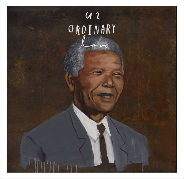 U2 Record Store Day Nelson Mandela Long Walk Freedom RSD