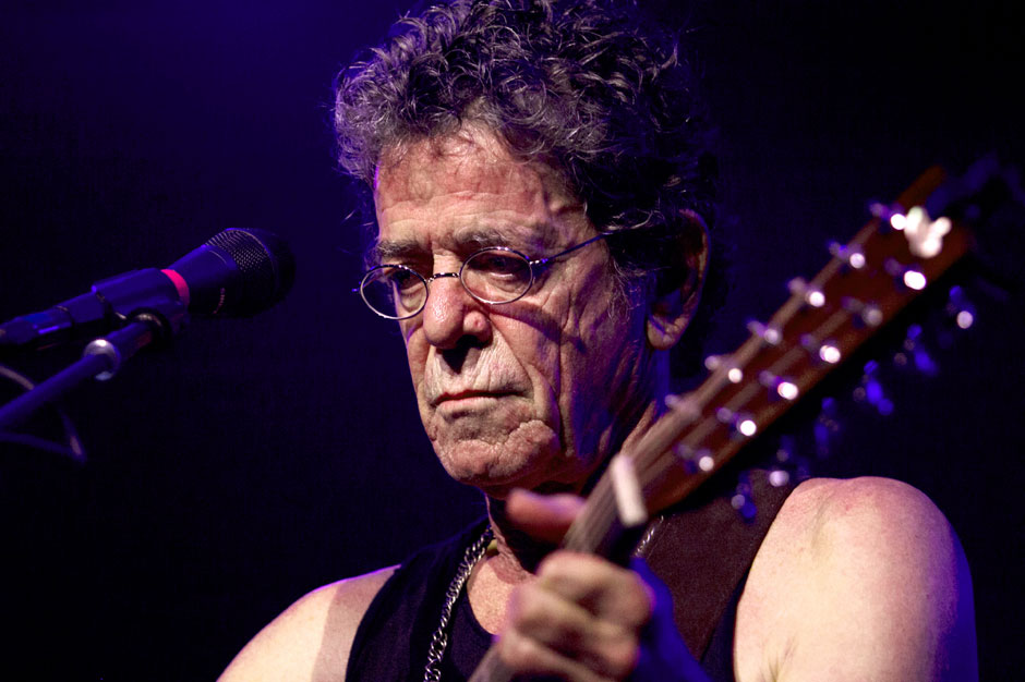 lou reed, death, laurie anderson, velvet underground, letter
