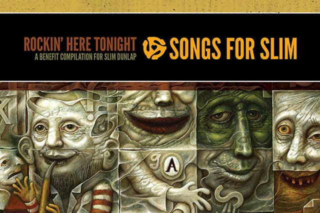 Songs for Slim Benefit Compilation Rockin Here Tonight Steve Earle