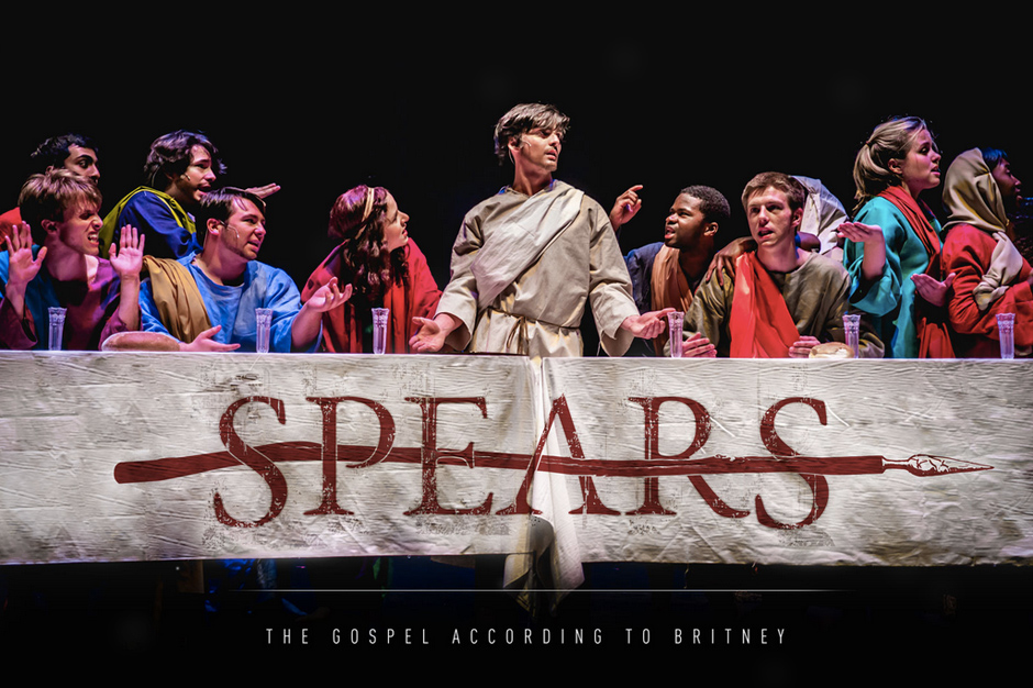Jesus Spears Superstar: Musical to Tell Life of Christ Using
