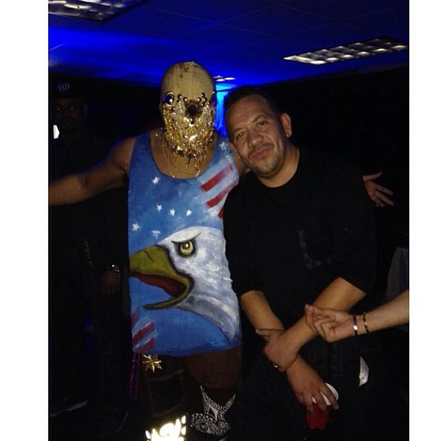 Drake, Kanye West, Halloween, Elliott Wilson