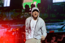 Eminem Nerds Out, Turns Up, and Raps His Ass Off on 'The Marshall Mathers LP 2′