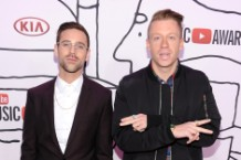 YouTube Music Awards Winners List: Macklemore & Ryan Lewis and More