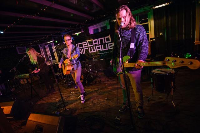 Love & Fog at Iceland Airwaves, Reykjavik, October 30 - November 3, ...