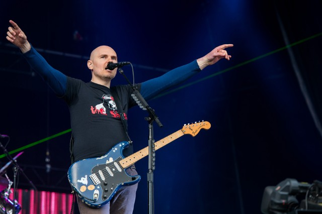 billy corgan, smashing pumpkins, TNA wrestling, sale