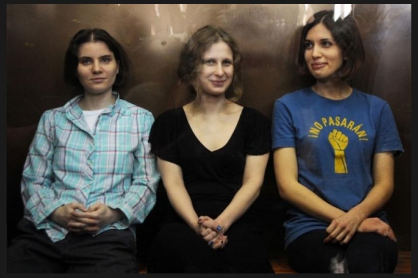 pussy riot, Nadezhda Tolokonnikova
