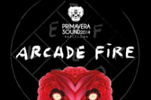 Arcade Fire will play Barcelona's Primavera Sound in May, 2014