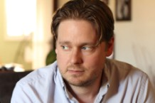 Tim Heidecker, listening in